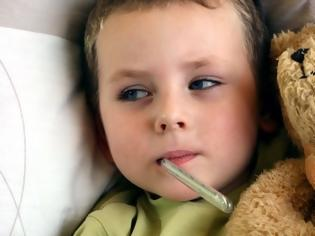 Φωτογραφία για Σε έξαρση οι λοιμώξεις στα παιδιά.Προσοχή στους γονείς συνιστούν οι Ω.Ρ.Λ.