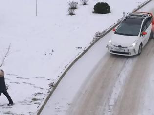 Φωτογραφία για Ταξί χωρίς οδηγό σε πραγματικές συνθήκες δοκίμασε ρωσική εταιρεία!
