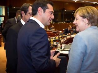 Φωτογραφία για Τι είπαν Τσίπρας και Μέρκελ για το ονοματολογικό των Σκοπίων