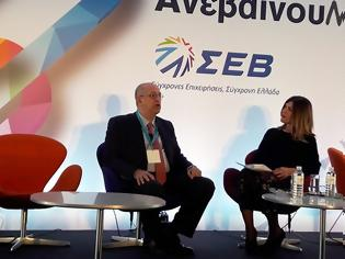 Φωτογραφία για Σπύρος Θεοδωρόπουλος: Πιο εύκολο να βρεις χρήματα παρά καινοτόμες ιδέες