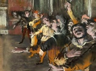 Φωτογραφία για Γαλλία: Βρέθηκε πίνακας του Ντεγκά που είχε κλαπεί το 2009