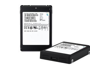 Φωτογραφία για SSD κορυφή με χωρητικότητα 30.72TB!