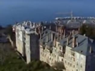 Φωτογραφία για 10288 - Οδοιπορικό στο Βατοπαίδι (βίντεο)