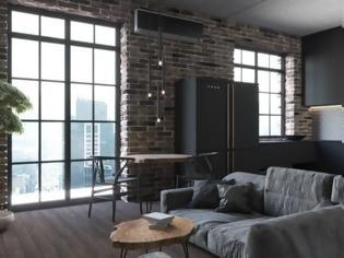 Φωτογραφία για Αυτό το διαμέρισμα είναι μόλις 45 τμ και βρίσκεται στο κίεβο της Ουκρανίας!