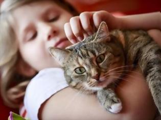 Φωτογραφία για Οι γάτες (όχι οι σκύλοι) σώζουν τα παιδιά από άσθμα