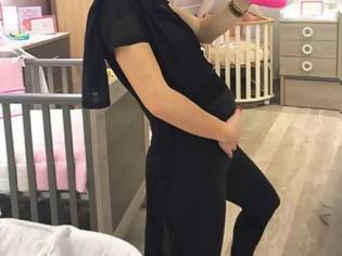 Φωτογραφία για Ελληνίδα τραγουδίστρια αποκάλυψε ότι είναι έγκυος [photo]