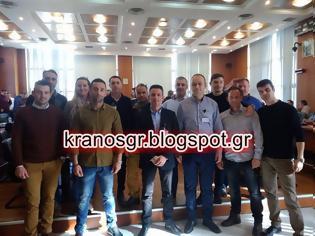 Φωτογραφία για Τι δήλωσε στο kranosgr ο Πρόεδρος της ΕΣΠΕΛ Υποσμηναγός Θωμάς Ντιντιός για το συνέδριο της ΠΟΜΕΝΣ
