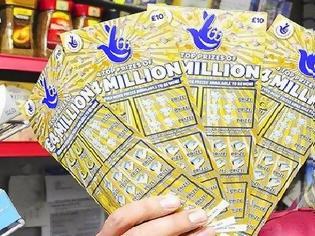 Φωτογραφία για ΑΠΙΣΤΕΥΤΗ ΙΣΤΟΡΙΑ: Κέρδισε 4 εκατομμύρια στο ξυστό και δεν μπορεί να τα πάρει γιατί...