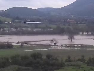 Φωτογραφία για Πλημμύρισαν τα χωράφια στον ΑΕΤΟ Ξηρομέρου από την κακοκαιρία!
