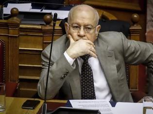 Φωτογραφία για Παραιτήθηκε ο υπουργός Οικονομίας Δημήτρης Παπαδημητρίου
