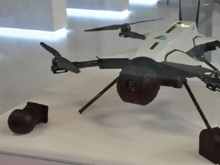 Φωτογραφία για Καμικάζι-drone από την τουρκική STM σε έκθεση στη Σαουδική Αραβία
