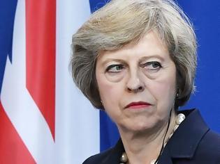 Φωτογραφία για Η Τερέζα Μέι διαφωνεί με το σχέδιο της ΕΕ για τη Βόρεια Ιρλανδία