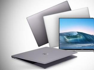 Φωτογραφία για Huawei MateBook X Pro με εντυπωσιακά λεπτά bezels