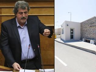 Φωτογραφία για Ο Πολάκης διόρισε αντιπρόεδρο στο νοσοκομείο Σαντορίνης φίλο του