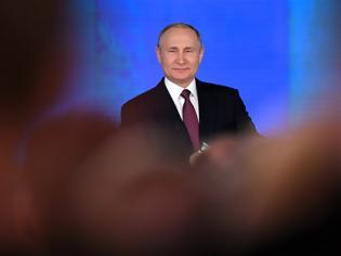 Φωτογραφία για Πούτιν: Δοκιμάσαμε πυρηνικό πύραυλο που δεν μπορεί να αναχαιτίσει κανείς