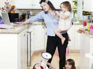 Φωτογραφία για «Λοιπόν… Τι άλλο κάνεις πέρα από το να είσαι μαμά;»