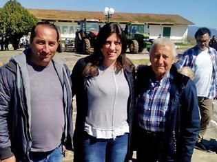 Φωτογραφία για Αγρότες απο την ΚΑΤΟΥΝΑ συμμετείχαν στο συλλαλητήριο στο Κιλελέρ (ΦΩΤΟ)