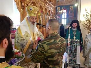Φωτογραφία για Άνθιμος Αλεξανδρουπόλεως: «Δεν φοβόμαστε τίποτα. Έχουμε εμπιστοσύνη στον Στρατό»