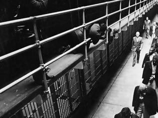 Φωτογραφία για H τελευταία φωτογραφία από το Αλκατράζ με τους φυλακισμένους να αποχωρούν