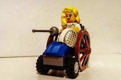 Η Κέλλυ Λουφάκη (ξανά) έγινε φιγούρα LEGO