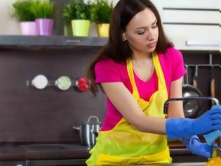 Φωτογραφία για 6 λάθη που κάνουν δυσκολότερο το καθάρισμα του σπιτιού