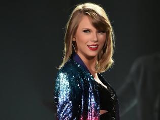 Φωτογραφία για Η αόρατη Taylor Swift
