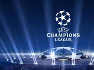 Φωτογραφία για Τα αποτελέσματα στο Champions League