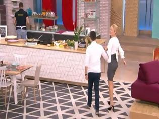 Φωτογραφία για Το πρωινό: Η Σκορδά έψαχνε να βρει τον... συνεργάτη της και δε φαντάζεστε τι ακούστηκε on air!