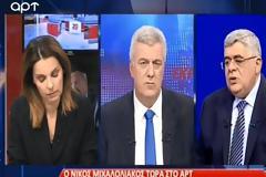 Ν. Μιχαλολιάκος - «Η Ελλάδα πρέπει να γίνει το Ισραήλ της περιοχής» [Βίντεο]