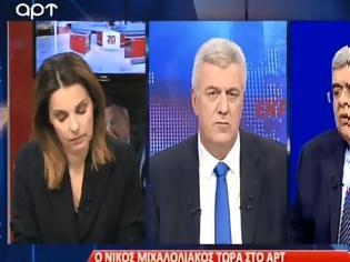 Φωτογραφία για Ν. Μιχαλολιάκος - «Η Ελλάδα πρέπει να γίνει το Ισραήλ της περιοχής» [Βίντεο]