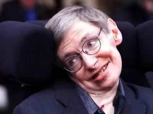 Φωτογραφία για Stephen Hawking: Ενα... Μυαλό με πολλές διαστάσεις