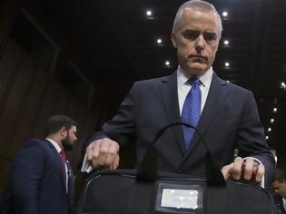 Φωτογραφία για ΗΠΑ: Σοκαρισμένο το FBI από την απόλυση του υπαρχηγού Άντριου Μακέιμπ