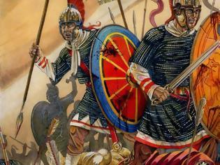 Φωτογραφία για Η μάχη της Αδριανούπολης (378 μ.Χ.)
