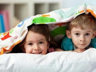 Φωτογραφία για 6 λόγοι που είναι όμορφο να κοιμούνται μαζί τα αδέρφια (μέχρι την προεφηβεία)
