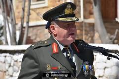 Διοικητής 96 ΑΔΤΕ: Θα καταστρέψουμε κάθε επίδοξο επιβουλέα των ιερών χωμάτων