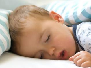 Φωτογραφία για Τι μπορεί να «κρύβει» το ροχαλητό των παιδιών;