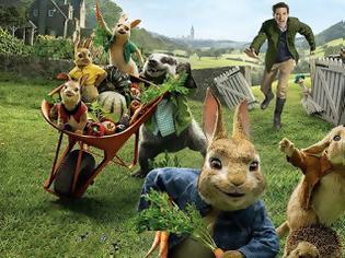 Φωτογραφία για Πίτερ Ράμπιτ ( Peter Rabbit ) στους κινηματογράφους