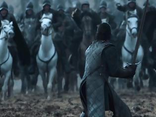 Φωτογραφία για Game of Thrones: Η σκηνή του μεγάλου φινάλε που χρειάστηκε 55 νύχτες για να γυριστεί
