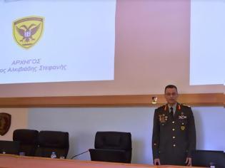Φωτογραφία για Ομιλία Αρχηγού ΓΕΣ στη Σχολή Εθνικής Άμυνας (ΣΕΘΑ)