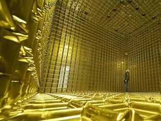 Φωτογραφία για ProtoDUNE:  Το πείραμα ανίχνευσης νετρίνων που κατασκευάζεται στο CERN