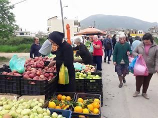 Φωτογραφία για ΣΗΜΕΡΑ ΔΕΥΤΕΡΑ: Μια βόλτα στην Λαϊκή Αγορά της ΒΟΝΙΤΣΑΣ (ΦΩΤΟ: Στέλλα Λιάπη)