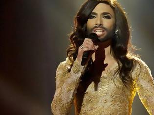 Φωτογραφία για Θετική στον ιό του HIV είναι η νικήτρια της Eurovision, Conchita