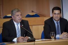 Ο Δήμαρχος Αγρινίου Γ. Παπαναστασίου συμμετείχε στη Συνέντευξη Τύπου του Προέδρου της ΚΕΔΕ Γ. Πατούλη και του Προέδρου της ΕΝΠΕ Κ. Αγοραστού στην Αθήνα, με αφορμή την αλλαγή του Καλλικράτη (ΦΩΤΟ)