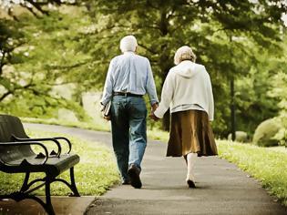 Φωτογραφία για 5 μαθήματα για την αγάπη που έμαθα από τους παππούδες μου