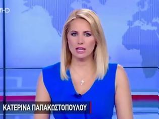 Φωτογραφία για Θέρμο – Κατερίνα Παπακωστοπούλου: Το «αντίο» στον πατέρα της που σκοτώθηκε πέφτοντας από ελιά!