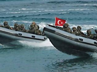 Φωτογραφία για Oριστικό: Δεν υπάρχει ελληνική σημαία στον «Μικρό Ανθρωποφάγο» – Τουρκική καταδρομική επιχείρηση με συμβατικό σκάφος; Δείτε το Βίντεο