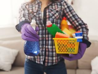 Φωτογραφία για 6 πράγματα στο σπίτι σας που χρειάζονται οπωσδήποτε καθαριότητα (και μάλλον δεν τα έχετε σκεφτεί)