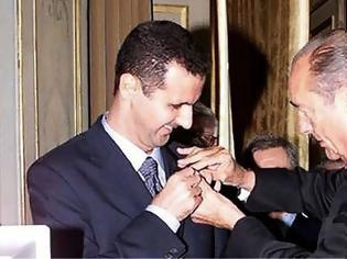 Φωτογραφία για Το Παρίσι θα πάρει πίσω το παράσημο της «Λεγεώνας της Τιμής» από τον Άσαντ