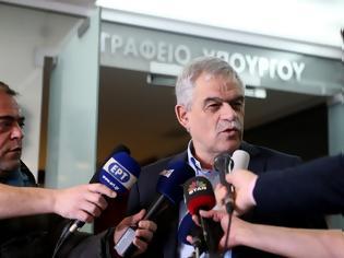 Φωτογραφία για Μια συνέντευξη Τόσκα όνειδος για τη δημοσιογραφία - Ο αστυνομικός συνδικαλιστικός κομφορμισμός αφορισμών