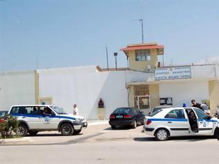 Φωτογραφία για Πάτρα:Εφερνε και πράμα μαζί του κρατούμενος από τον Κορυδαλλό στις Φυλακές Αγ. Στεφάνου